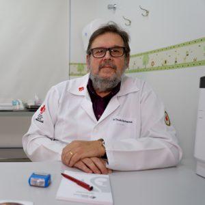 Diretor Técnico Cláudio Bednarczuk